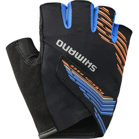 Shimano Advanced Short Gloves Men black